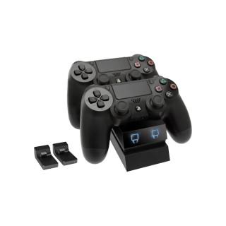Venom VS2732 PS4 fekete dupla töltőállomás PS4