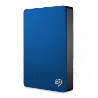 Seagate Backup Plus 2,5'' külső merevlemez, 5TB USB 3.0, kék (STDR5000202) PC