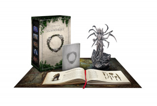 The Elder Scrolls Online: Summerset Collector's Edition PS4