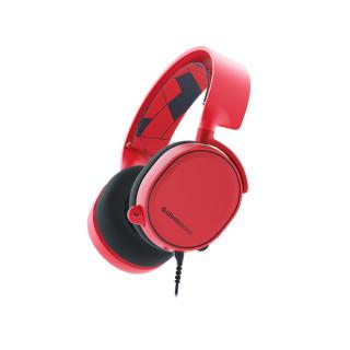 SteelSeries Arctis 3 Solar (Piros) headset PC