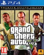 Grand Theft Auto V Premium Online Edition (GTA 5)