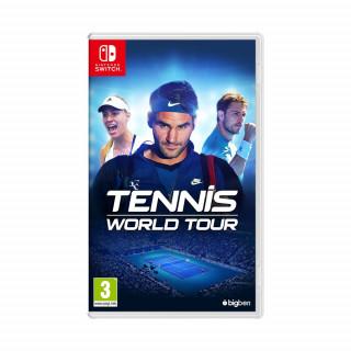 Tennis World Tour Nintendo Switch