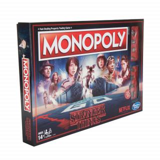 Monopoly Stranger Things (Angol nyelvű) AJÁNDÉKTÁRGY