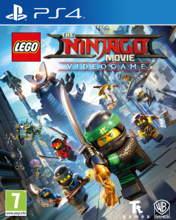 The LEGO Ninjago Movie Videogame (használt) PS4
