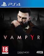 Vampyr (használt) PS4