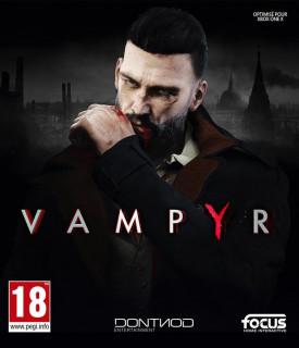 Vampyr (használt) Xbox One