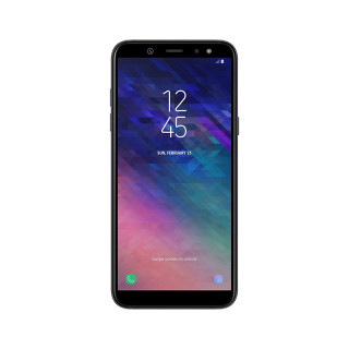 Samsung SM-A600F Galaxy A6 Dual SIM Fekete Mobil