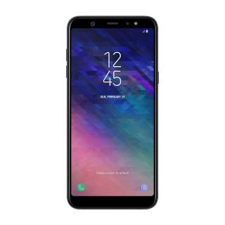 Samsung SM-A605F Galaxy A6+ Dual SIM Fekete Mobil