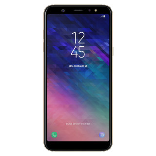 Samsung SM-A605F Galaxy A6+ Dual SIM Arany Mobil