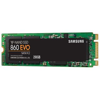 Samsung 860 Evo 250GB [M.2/2280] MZ-N6E250BW PC