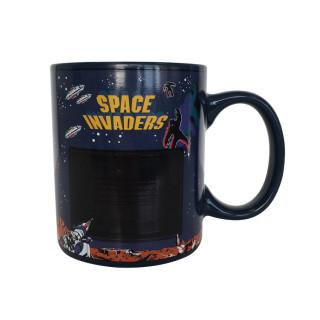 Space Invaders Heat Change - Hőérzékeny bögre - Good Loot AJÁNDÉKTÁRGY