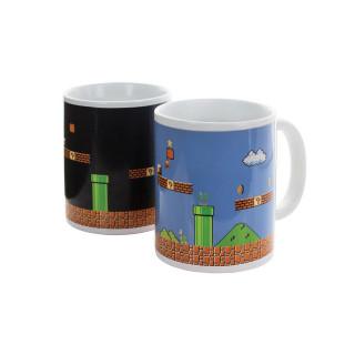 Super Mario Bros Heat Change Mug - Hőérzékeny bögre - Good Loot AJÁNDÉKTÁRGY