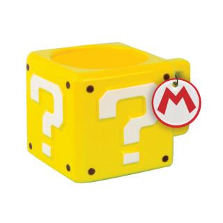 Super Mario Question Block - Bögre - Good Loot AJÁNDÉKTÁRGY