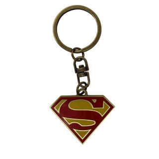 DC COMICS - Kulcstartó Superman Logo AJÁNDÉKTÁRGY