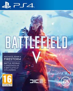 Battlefield V (használt) PS4