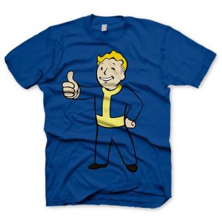 FALLOUT - Póló - Thumbs Up (M-es méret) Ajándéktárgyak