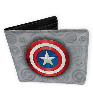MARVEL - Pénztárca - Captain America AJÁNDÉKTÁRGY