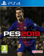 Pro Evolution Soccer 2019 ( PES 19 ) PS4