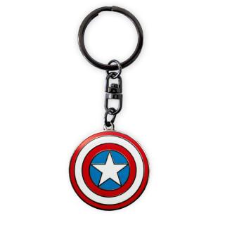 MARVEL - Kulcstartó - Captain America AJÁNDÉKTÁRGY