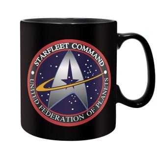 STAR TREK - Bögre - Starfleet command (460ml) Ajándéktárgyak