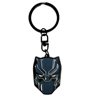 MARVEL - Kulcstartó - Black Panther AJÁNDÉKTÁRGY