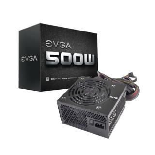EVGA 500W White 80+ (100-W1-0500-K2) PC