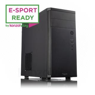Konzolvilág e-sport Gamer konfiguráció (Bontott) PC