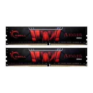 G.Skill DDR4 3000 16GB Aegis CL16 - Fekete KIT (2x8GB) F4-3000C16D-16GISB PC