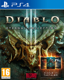 Diablo III (3) Eternal Collection PS4