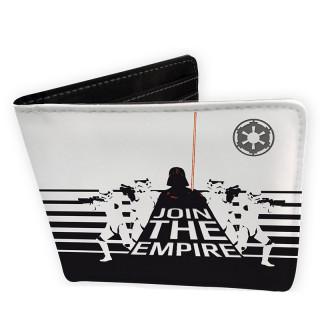 STAR WARS - Pénztárca - Join The Empire AJÁNDÉKTÁRGY