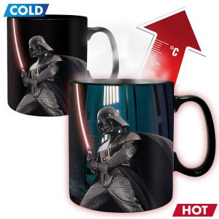 STAR WARS - Hőérzékeny Bögre - Darth Vader (460ml) Ajándéktárgyak