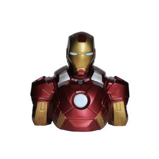 IRON MAN - Persely mellszobor - Iron Man (22cm) AJÁNDÉKTÁRGY