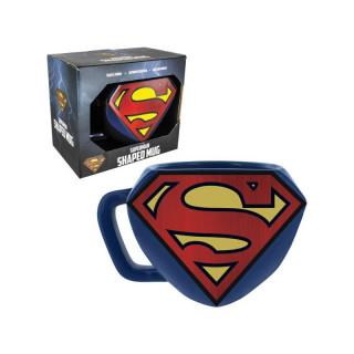 DC COMICS - Bögre - Superman Logo AJÁNDÉKTÁRGY