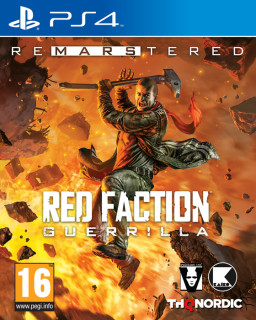 Red Faction: Guerilla Re-Mars-Tered PS4