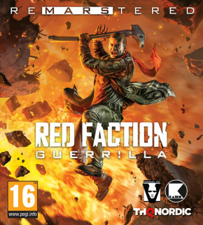 Red Faction: Guerilla Re-Mars-Tered Xbox One