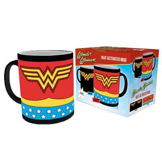 DC COMICS - Hőérzékeny Bögre - Wonder Woman (300ml) Ajándéktárgyak