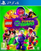 LEGO DC Super-Villains (használt) PS4