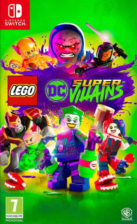 LEGO DC Super-Villains Switch