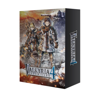 Valkyria Chronicles 4 Memoirs from Battle Premium Edition Switch