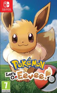 Pokémon Let's Go Eevee Nintendo Switch
