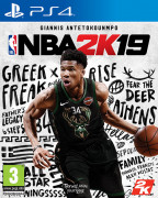 NBA 2K19 Steelbook Edition PS4