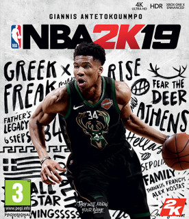 NBA 2K19 Steelbook Edition Xbox One
