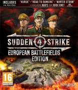 Sudden Strike 4 European Battlefield Edition XBOX ONE