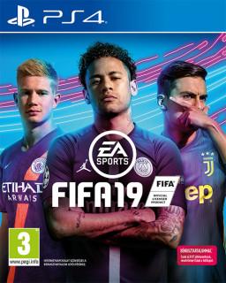 FIFA 19 (használt) PS4