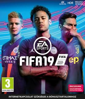 FIFA 19 (használt) Xbox One