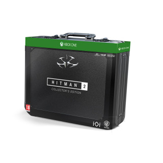 Hitman 2 Collector's Edition XBOX ONE