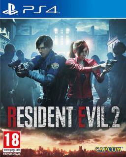 Resident Evil 2 (Remake) (használt) PS4