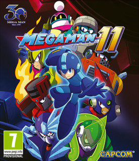 Mega Man 11 Xbox One