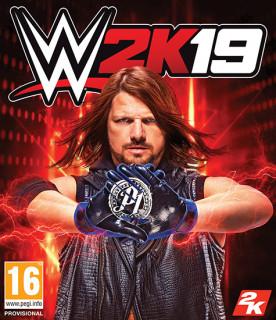 WWE 2K19 Steelbook Edition Xbox One