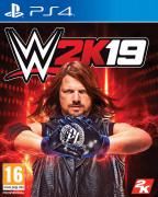 WWE 2K19 Steelbook Edition